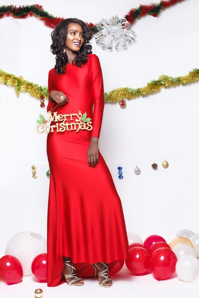 Nigerian Brand Desire 1709 Presents A Fabulous Christmas Collection