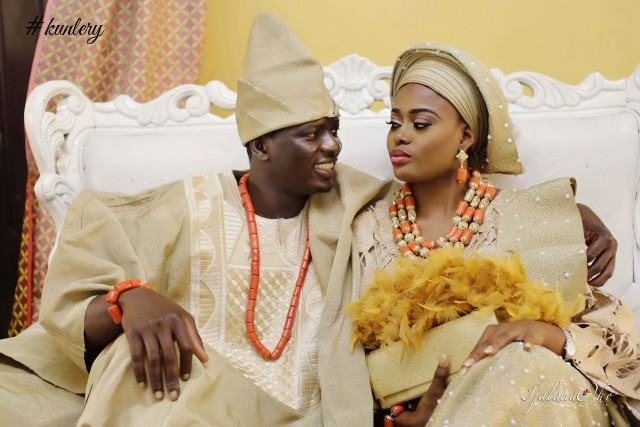 Photos From Oluwakemi & Olubukola's Traditional Wedding