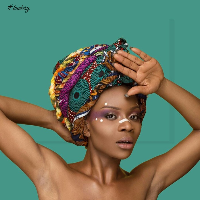 Headwrap Beauty Queens Like You've Never Seen Before; See Images By Nyarko Photography