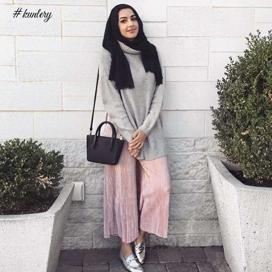 HIJAB STYLES: THERE IS BEAUTY IN MODESTY