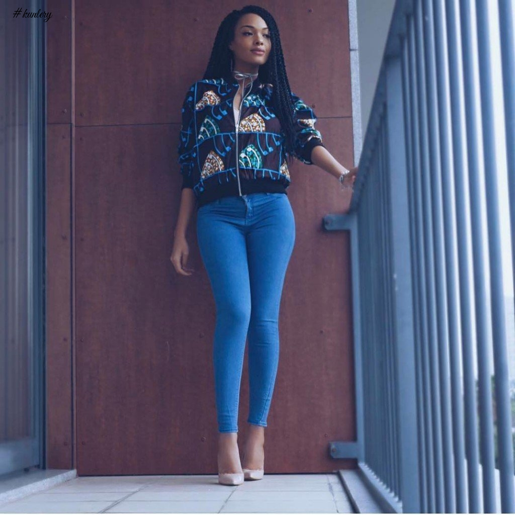 ANKARA CASUAL STYLES FOR THE WEEKEND