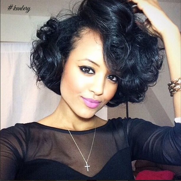 PERFECT SHORT HAIRSTYLES TO STYLE FOR DATE NIGHTS