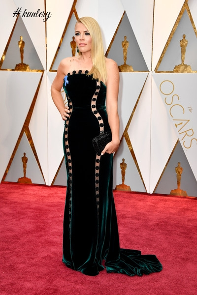 Red Carpet Glam: 89th Annual Academy Awards