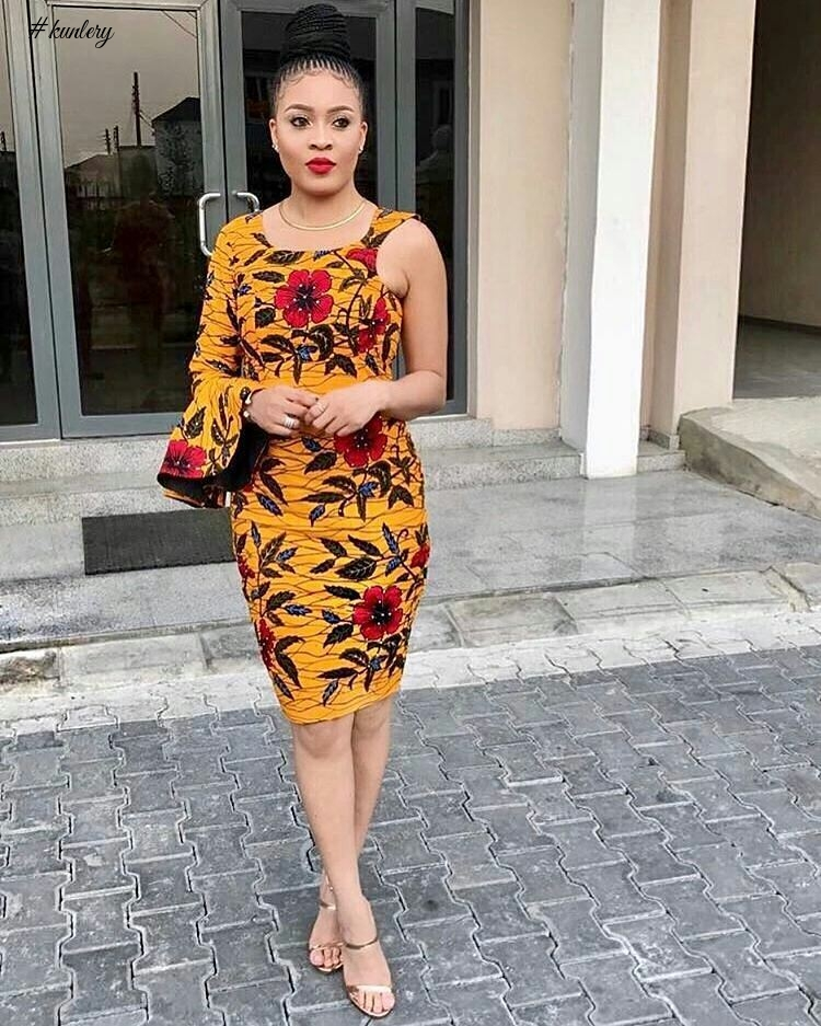 ANKARA-TASTIC STYLES YOU SHOULD HAVE IN YOUR CLOSET