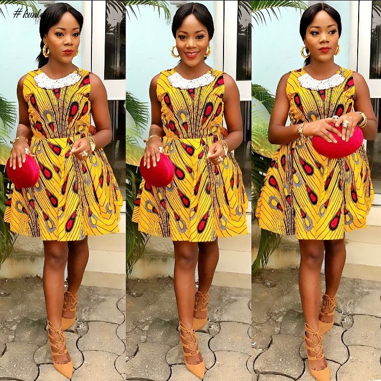 TRENDING ANKARA STYLES WE ARE GASPING OVER.