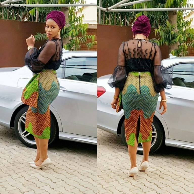 THE LATEST AND TRENDING ANKARA STYLES