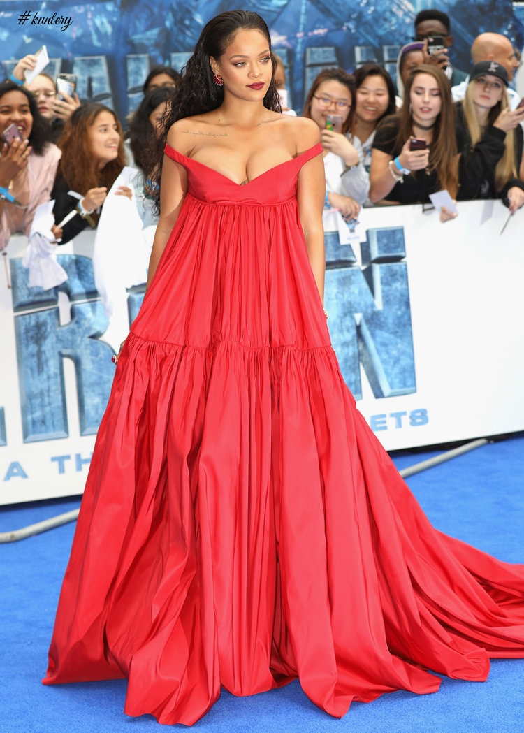 Rihanna's Hottest Red Carpet Moments In 2017. See All 10 ...