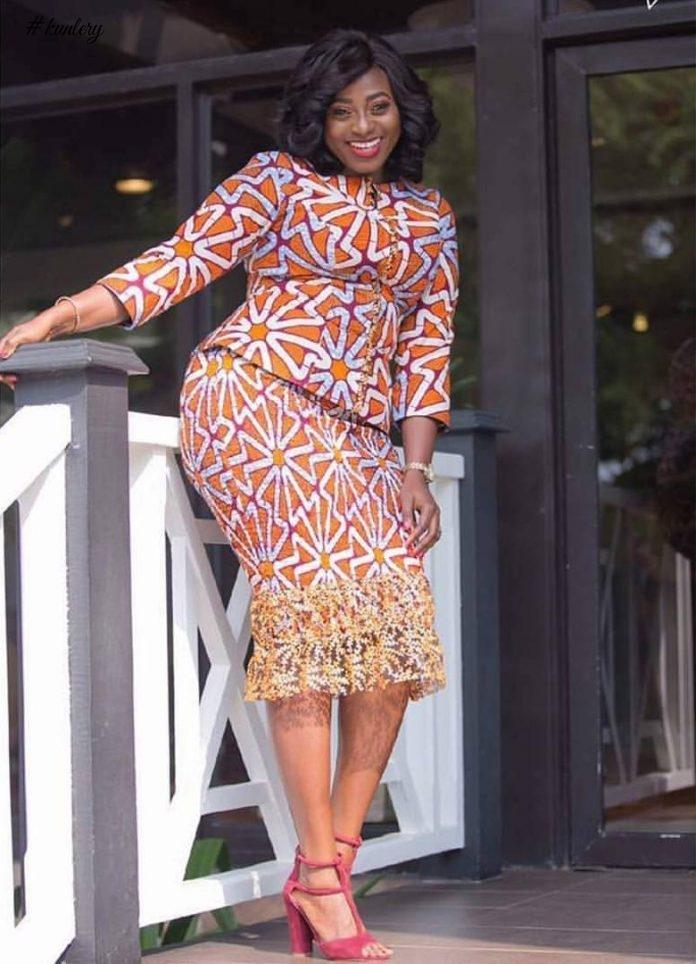 Full figured african women