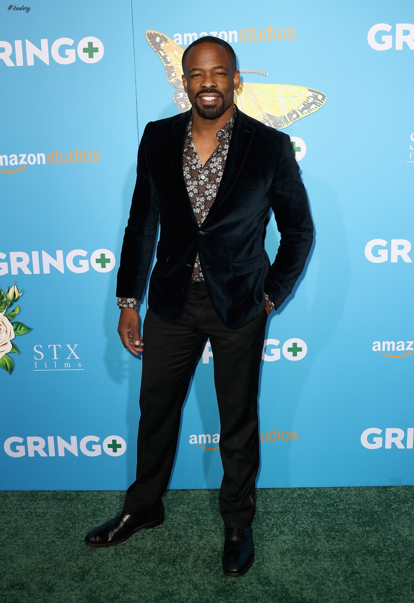 On Tuesday night, Hollywood film Gringo had its world premiere at the Regal LA Live Stadium 14 in Los Angeles.  The premiere had the cast of film David Oyelowo, Charlize Theron, Amanda Seyfried along with celebrities such as