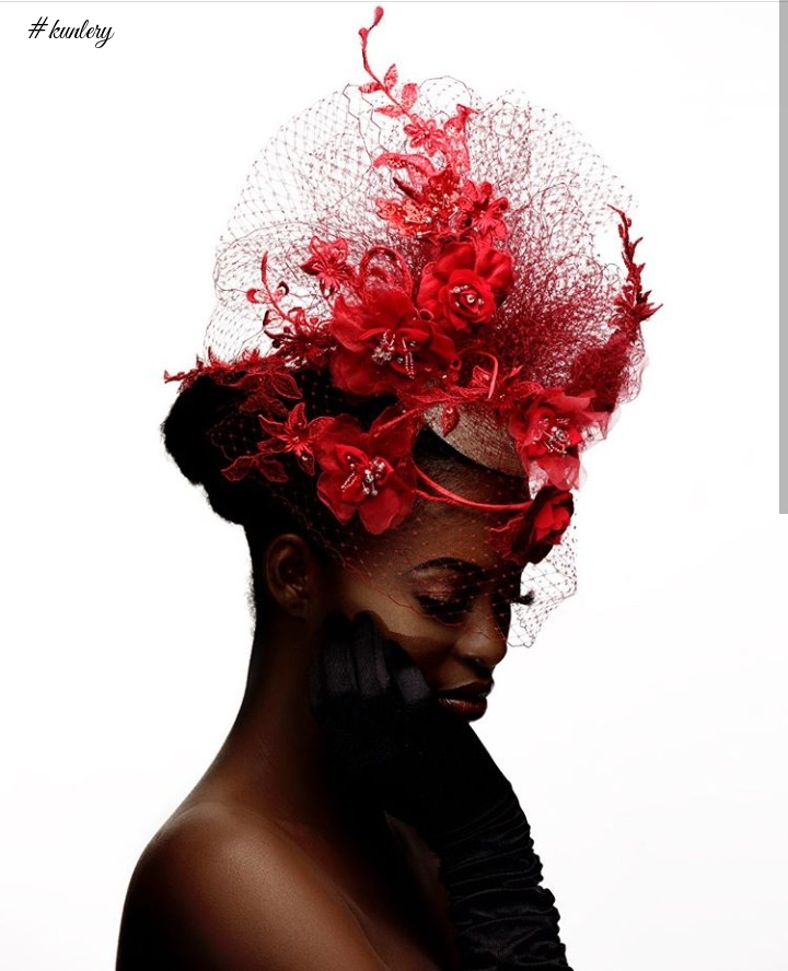 Look And Feel Posh In Velma Accessories s Latest Opulent And Exceptional  Fascinators 7f311996c20
